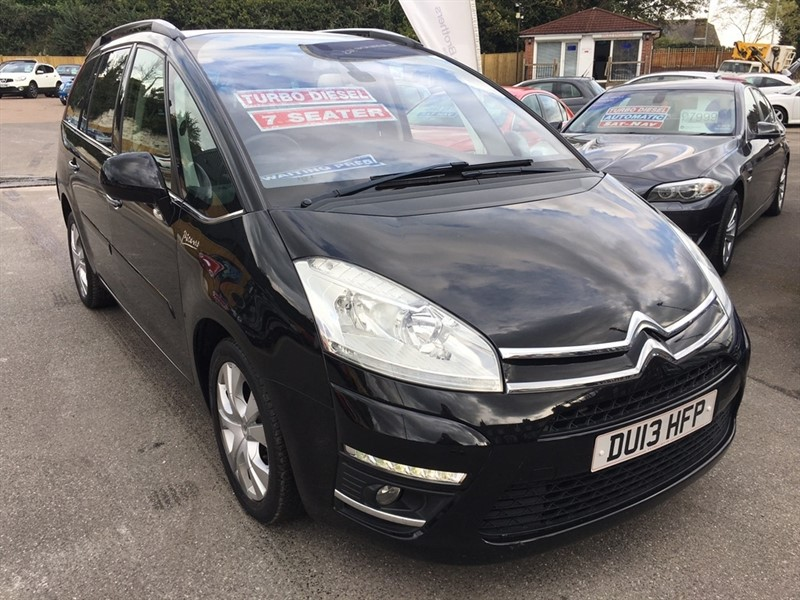 used Citroen Grand C4 Picasso HDi Platinum 5dr in rochester-kent
