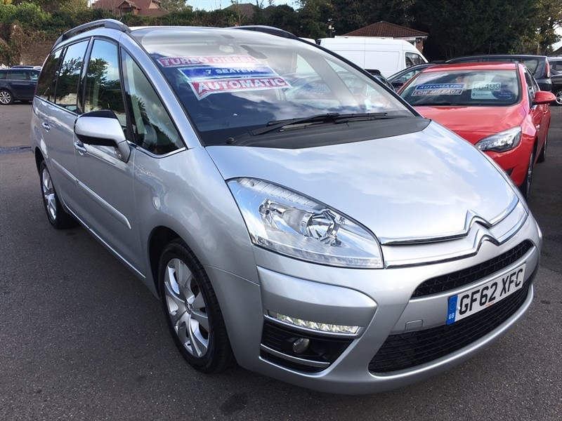 used Citroen Grand C4 Picasso e-HDi Airdream Platinum EGS6 5dr in rochester-kent