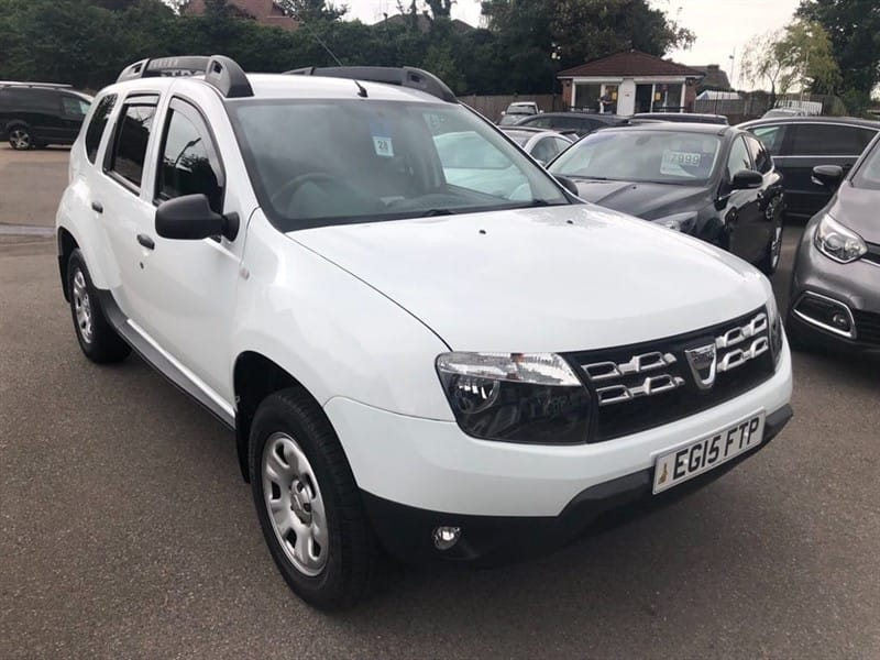 used Dacia Duster Ambiance (s/s) in rochester-kent