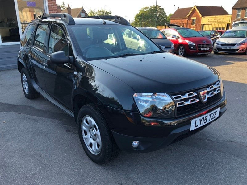 used Dacia Duster dCi Ambiance (s/s) 5dr in rochester-kent