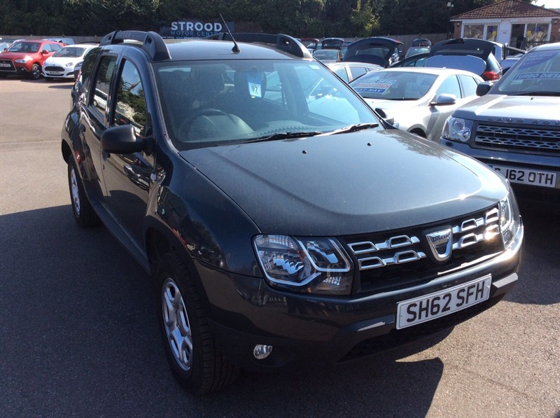used Dacia Duster SCe Ambiance 4WD (s/s) in rochester-kent