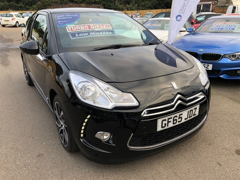 used DS 3 BlueHDi DStyle (s/s) 3dr in rochester-kent