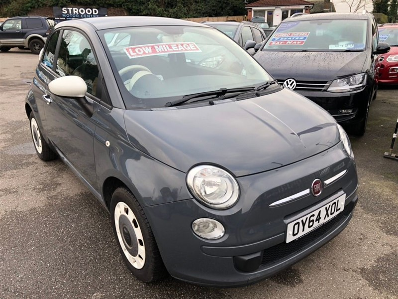 used Fiat 500 1.2 Colour Therapy (s/s) 3dr in rochester-kent