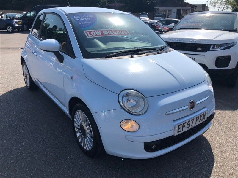 used Fiat 500 1.2 Sport 3dr in rochester-kent