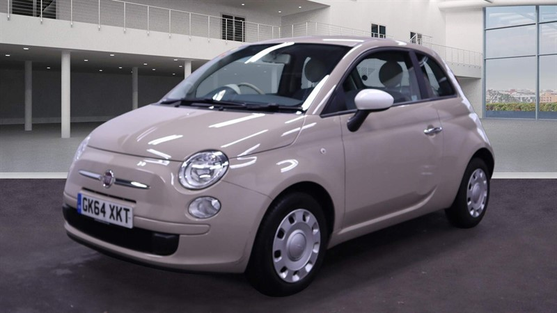 used Fiat 500 1.2 Colour Therapy (s/s) in rochester-kent