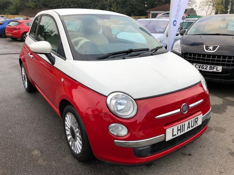 used Fiat 500 TwinAir Pop (s/s) 3dr in rochester-kent