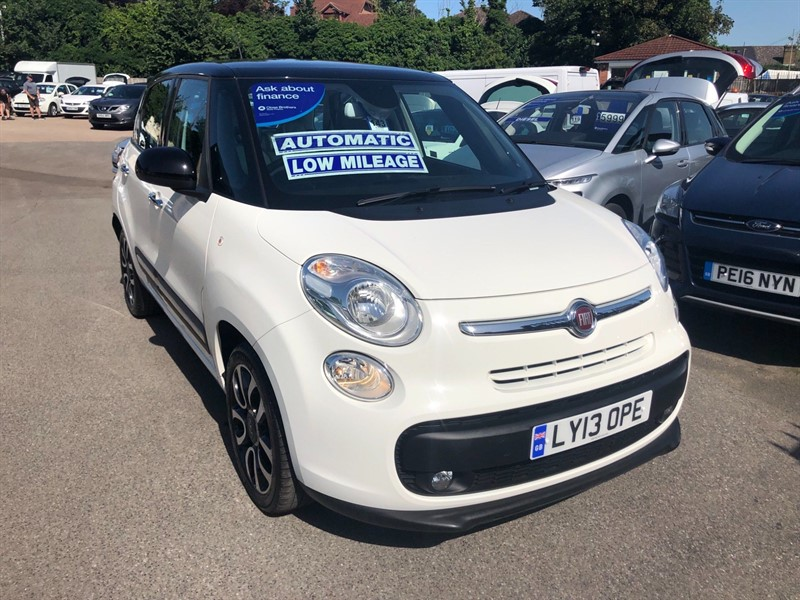 used Fiat 500L 1.3 Lounge Dualogic in rochester-kent