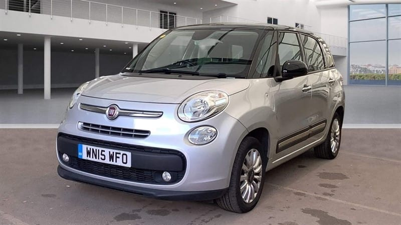 used Fiat 500L Lounge MPW (s/s) in rochester-kent