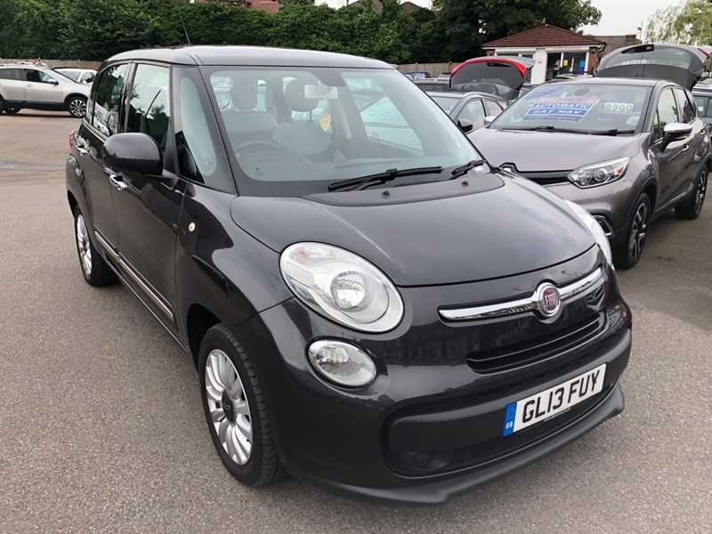 used Fiat 500L Pop Star in rochester-kent
