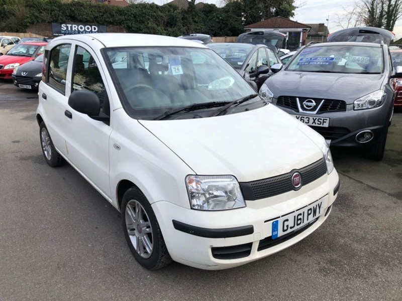 used Fiat Panda 1.2 MyLife 5dr (EU5) in rochester-kent
