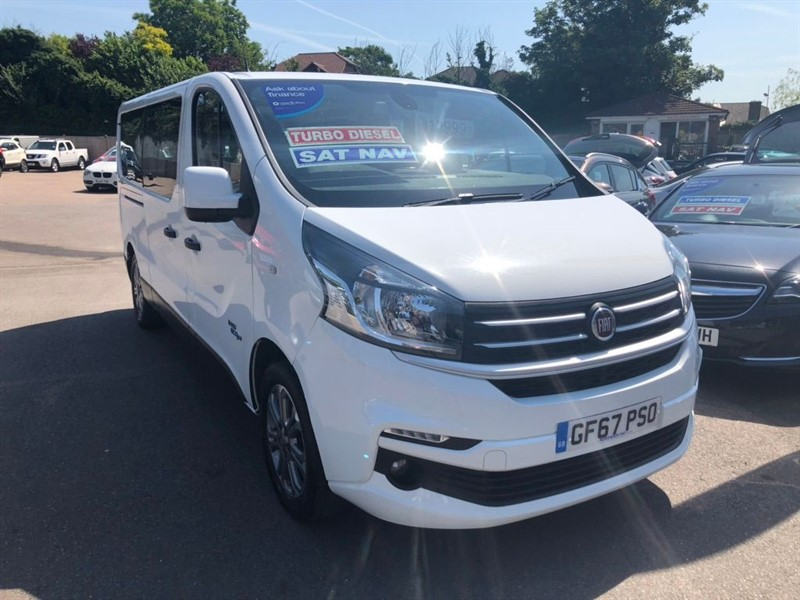 used Fiat Talento Ecojet 12 SX L2 H1 EU6 (s/s) in rochester-kent