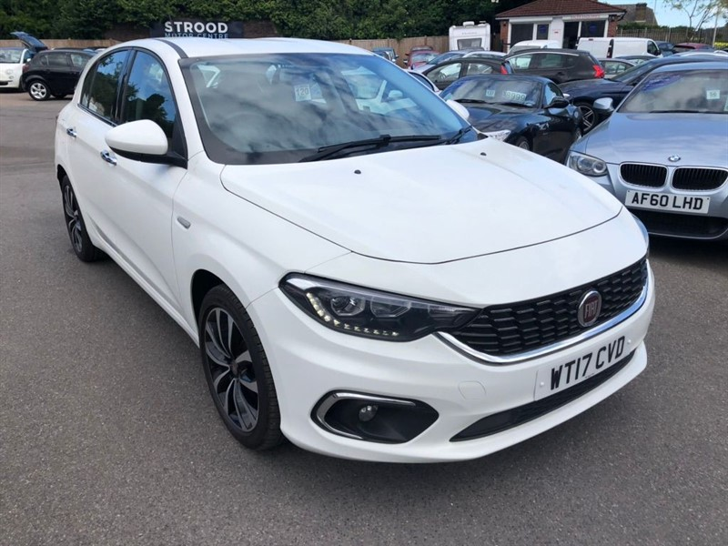 used Fiat Tipo MPI Lounge in rochester-kent