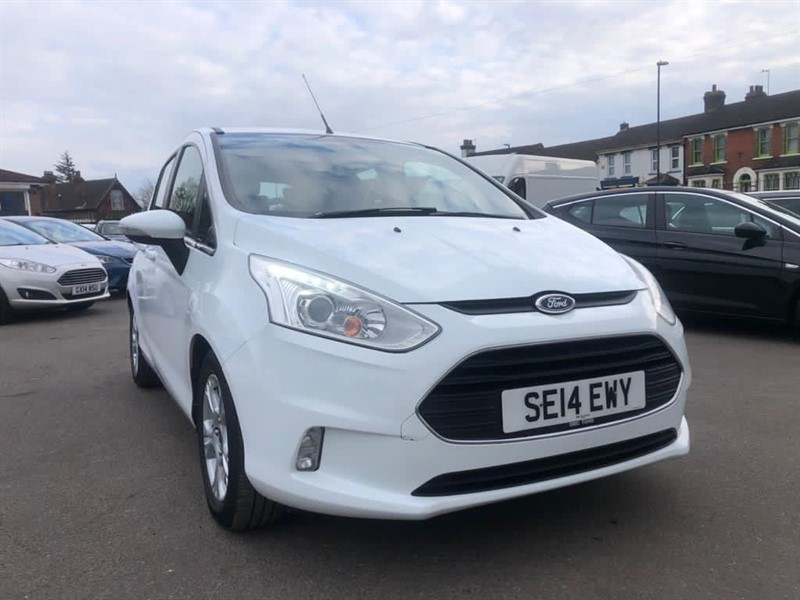 used Ford B-Max Zetec (EU5) in rochester-kent
