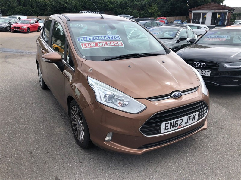 used Ford B-Max Titanium Powershift (EU5) in rochester-kent