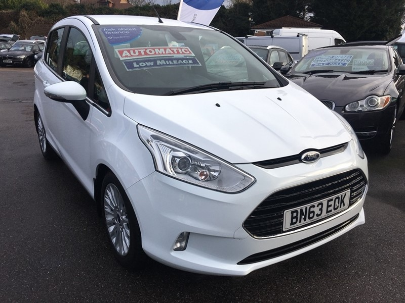 used Ford B-Max Titanium Powershift 5dr in rochester-kent