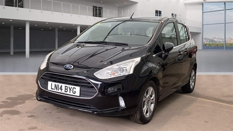 used Ford B-Max Zetec Powershift (EU5) in rochester-kent