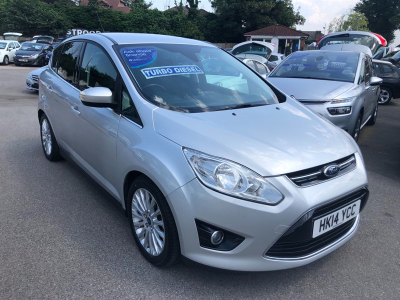 used Ford C-Max Titanium in rochester-kent