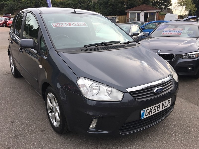used Ford C-Max TDCi Zetec 5dr in rochester-kent