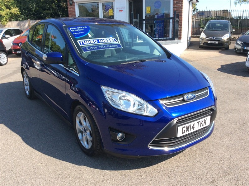 used Ford C-Max Zetec in rochester-kent