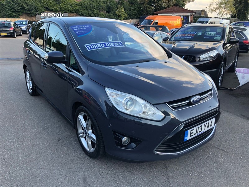 used Ford C-Max Titanium X in rochester-kent