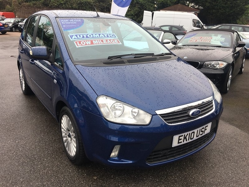 used Ford C-Max Titanium 5dr in rochester-kent