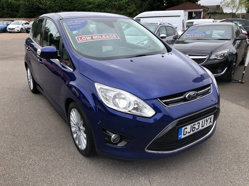 used Ford C-Max EcoBoost Titanium (s/s) in rochester-kent