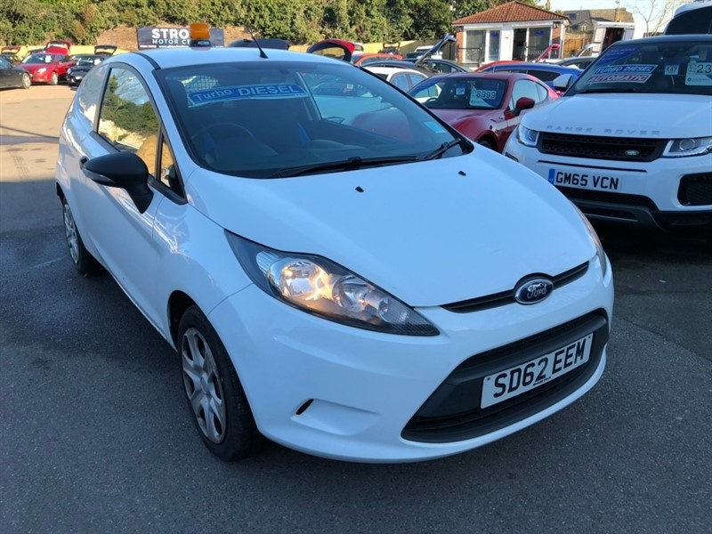 used Ford Fiesta TDCI Panel Van 3dr in rochester-kent