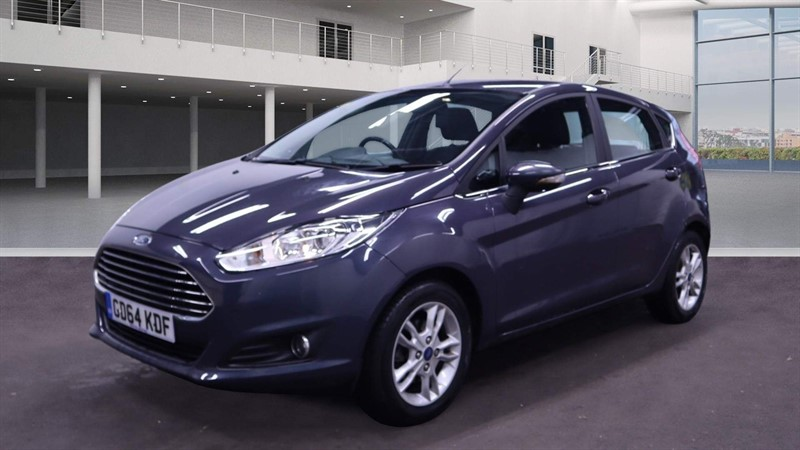 used Ford Fiesta Zetec in rochester-kent