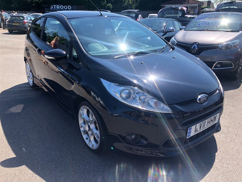 used Ford Fiesta Zetec S in rochester-kent