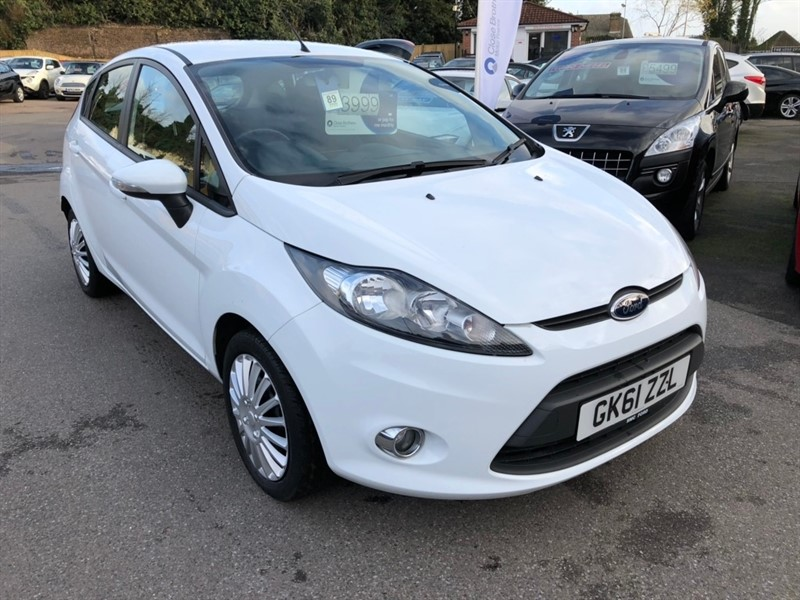 used Ford Fiesta Edge 5dr in rochester-kent