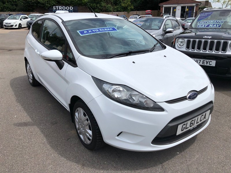 used Ford Fiesta 1.25 Edge in rochester-kent