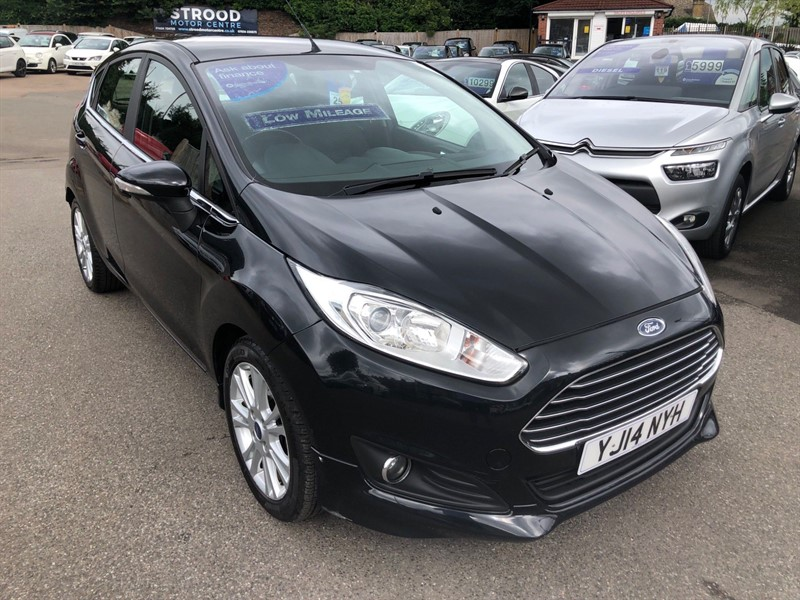 used Ford Fiesta Zetec (s/s) in rochester-kent