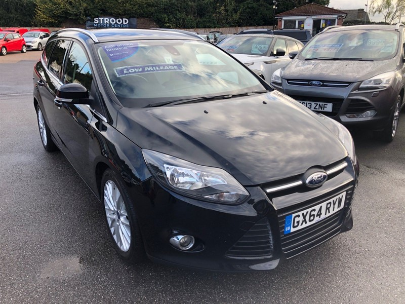 used Ford Focus SCTi EcoBoost Zetec in rochester-kent