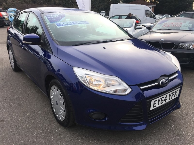 used Ford Focus TDCi ECOnetic Edge 5dr (start/stop) in rochester-kent
