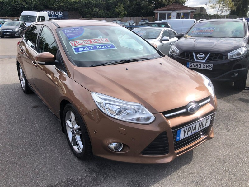 used Ford Focus Titanium X in rochester-kent