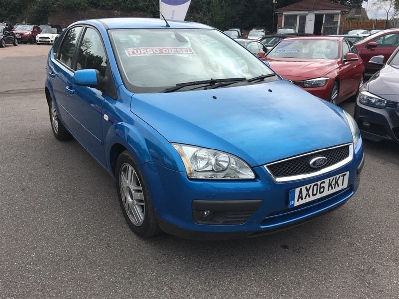 used Ford Focus TDCi Ghia 5dr in rochester-kent
