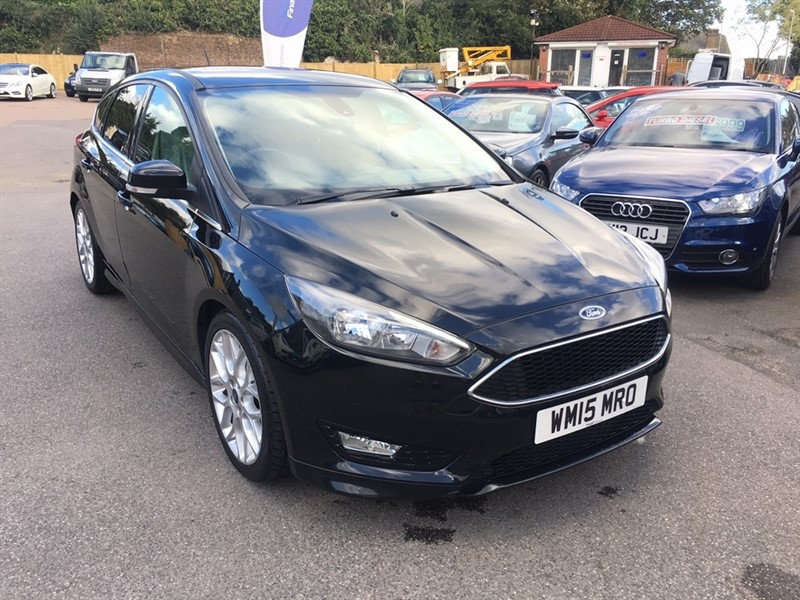 used Ford Focus TDCi Zetec S (s/s) 5dr in rochester-kent