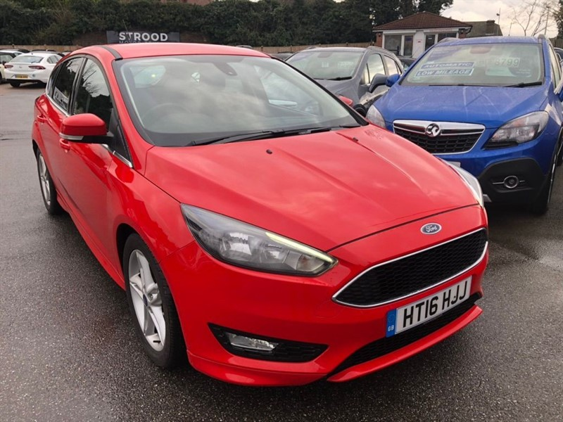 used Ford Focus Zetec S (s/s) in rochester-kent
