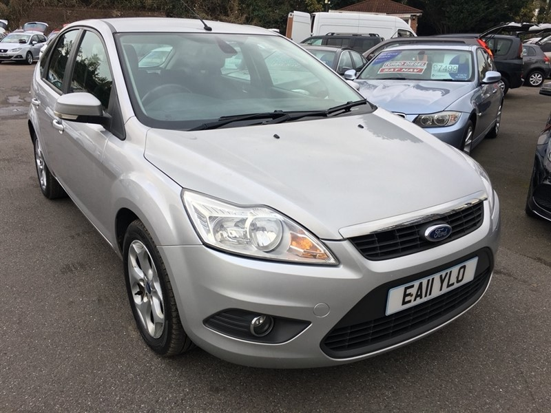 used Ford Focus TDCi DPF Sport 5dr in rochester-kent