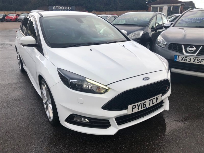 used Ford Focus ST-3 (s/s) in rochester-kent