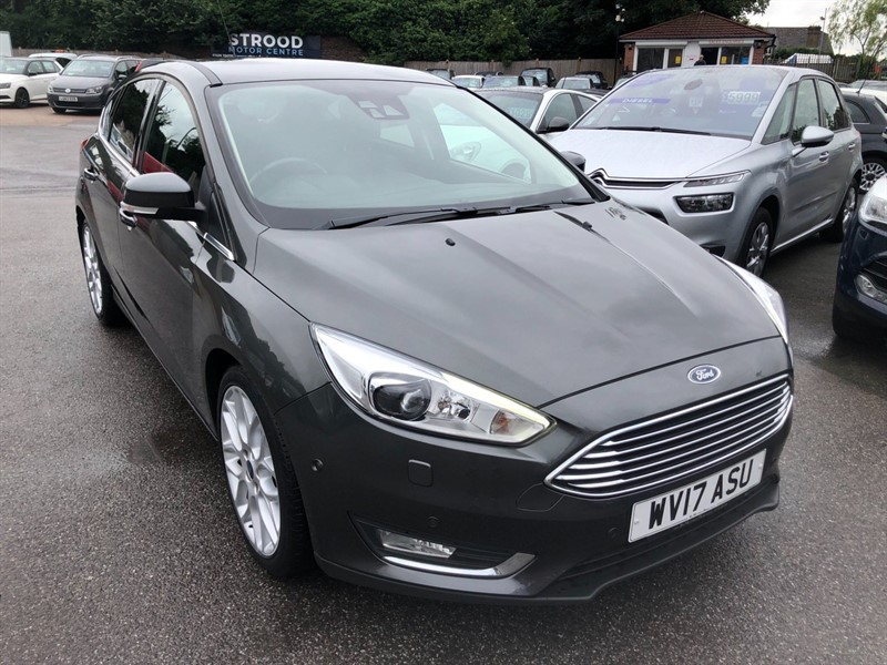used Ford Focus Titanium X (s/s) in rochester-kent