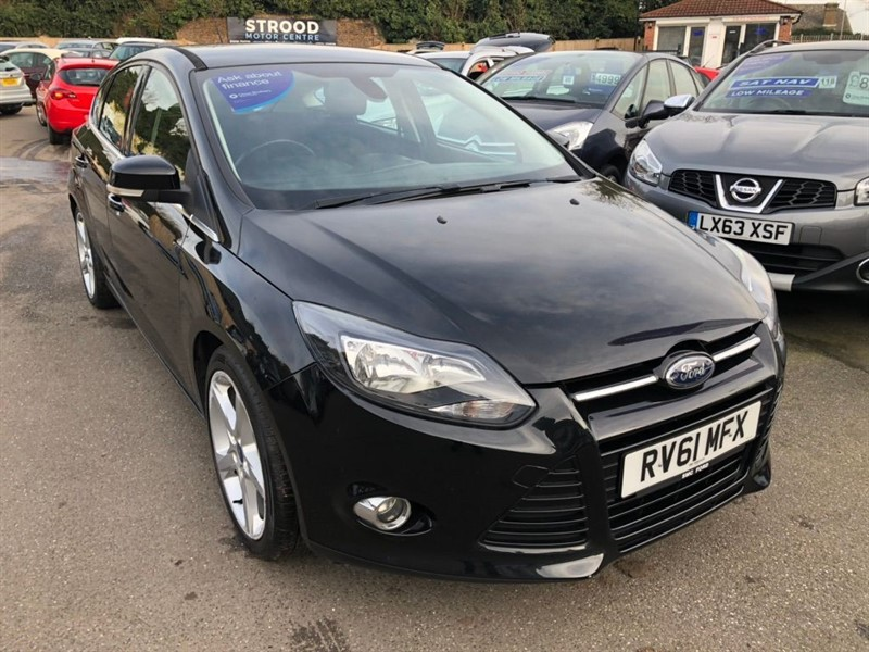 used Ford Focus Ti-VCT Titanium in rochester-kent