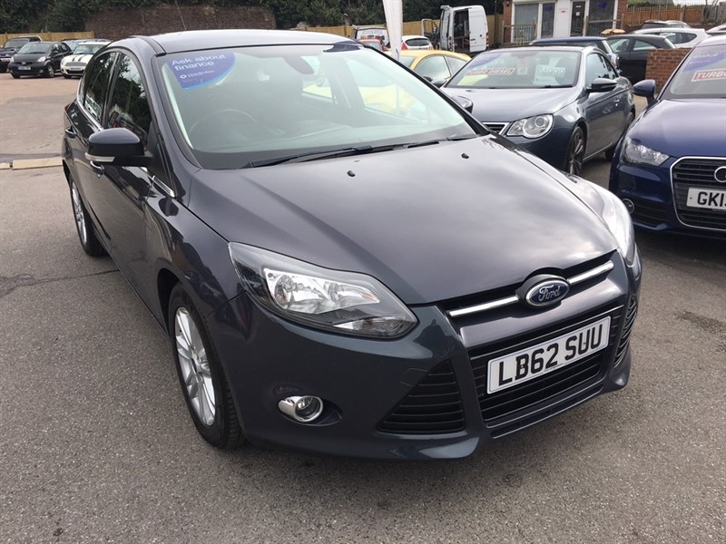 used Ford Focus SCTi EcoBoost Titanium 5dr in rochester-kent