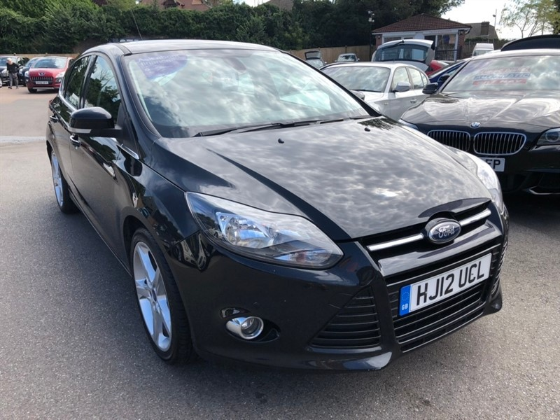used Ford Focus Ti-VCT Titanium 5dr in rochester-kent