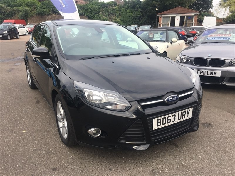 used Ford Focus SCTi EcoBoost Zetec Navigator 5dr in rochester-kent