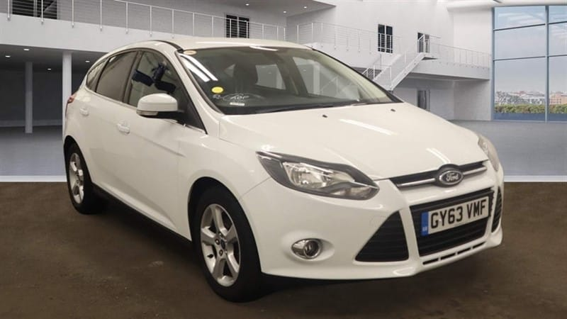 used Ford Focus SCTi EcoBoost Zetec Navigator in rochester-kent