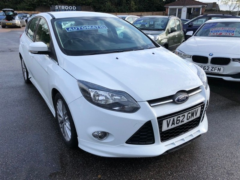 used Ford Focus Ti-VCT Zetec S Powershift 5dr in rochester-kent
