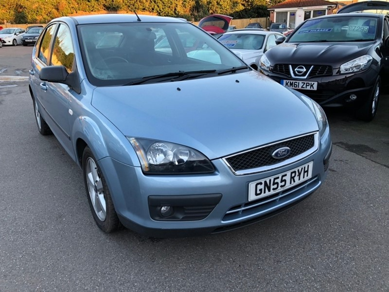 used Ford Focus Zetec Climate 5dr in rochester-kent