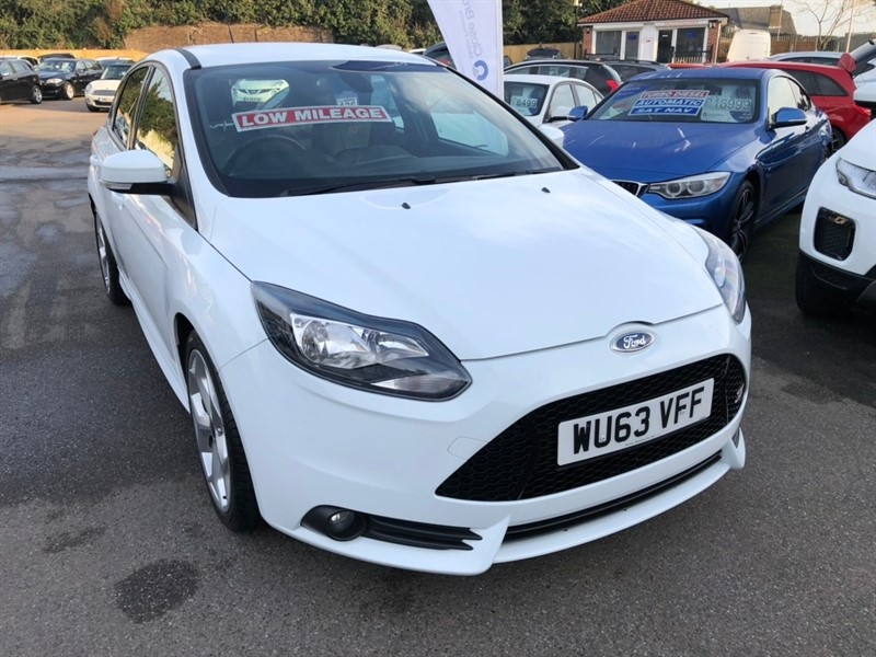 used Ford Focus T ST-2 5dr in rochester-kent