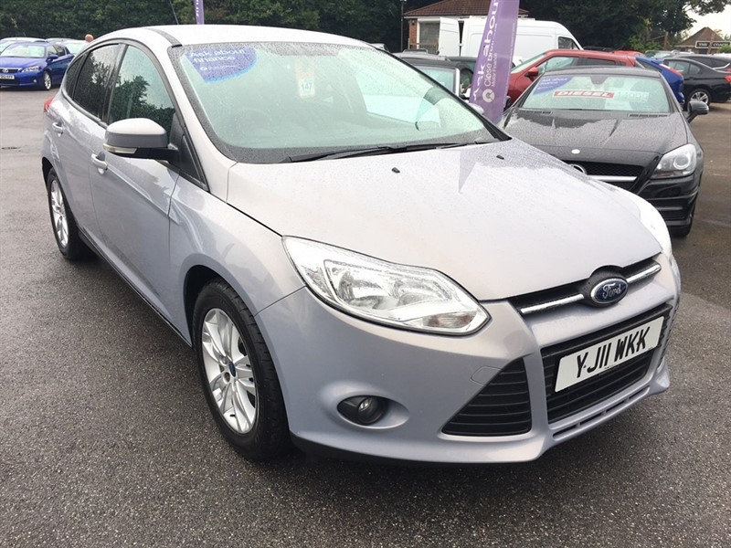 used Ford Focus Ti-VCT Edge 5dr in rochester-kent
